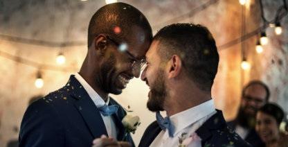 two men celebrating